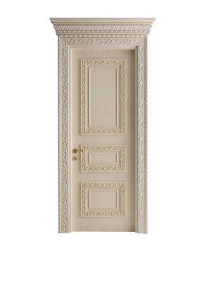 CASTIGLIONE 1346/QQ Pale pink lacquered door