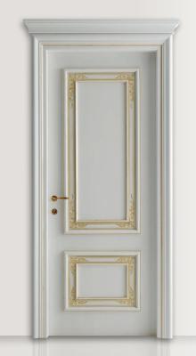 PIETRALTA 1324/QQ Vintage look painted door