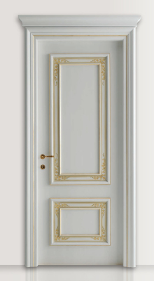 PIETRALTA 1324/QQ Vintage look painted door