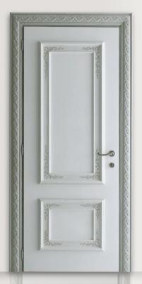 PIETRALTA 1324/QQ Ice coloured sponge painted door