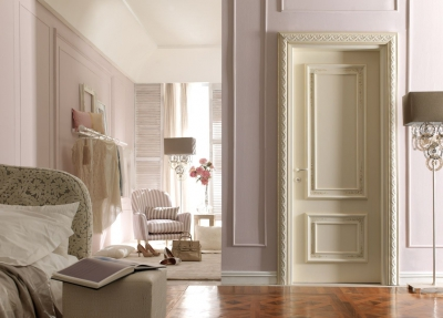 PIETRALTA 1324/QQ Pinkish painted door