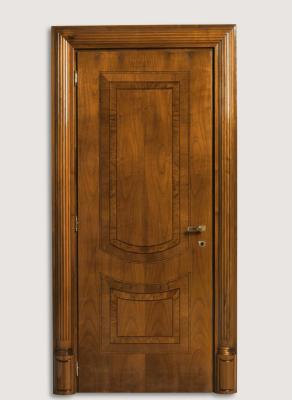 LUIGI XVI 4014/QQ/INTAR.FIL Italian walnut glossy Maggiolino inlay finish