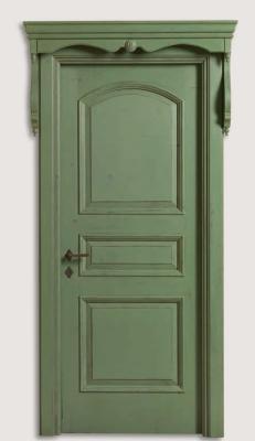COLORADO 4015/QQ Antiqued green Decapè fin. Wax
