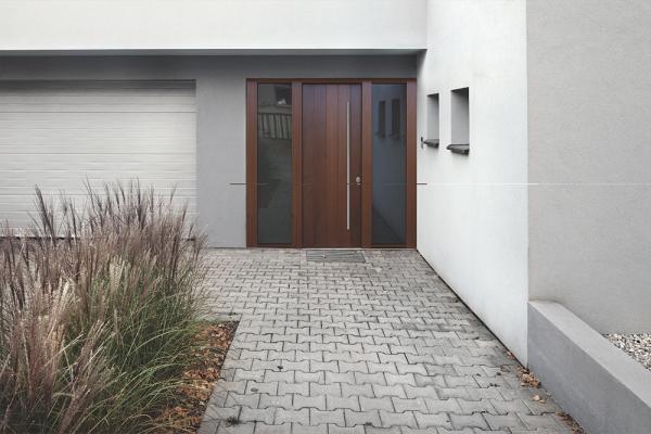 Hinge Door