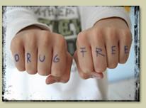drugfreehandsframed