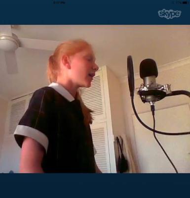 Singing Stella