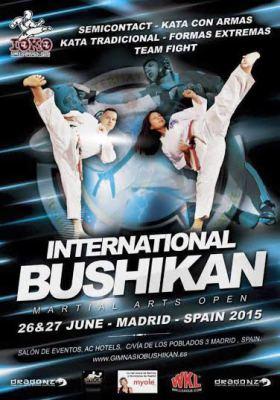 International Bushikan