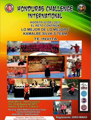 Honduras Challenge International