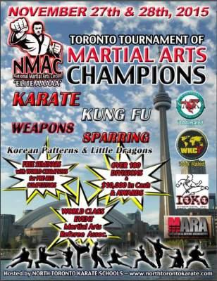 Toronto Tournament of Martial Arts Champions