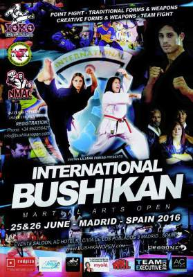 International Bushikan