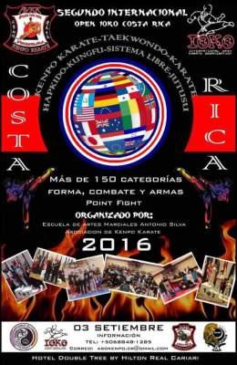 IOKO Costa Rica 2016