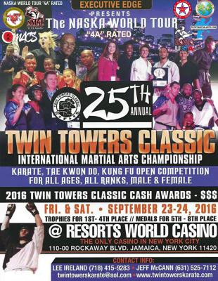 Twin Towers Classic