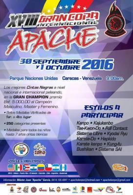 Copa Apache