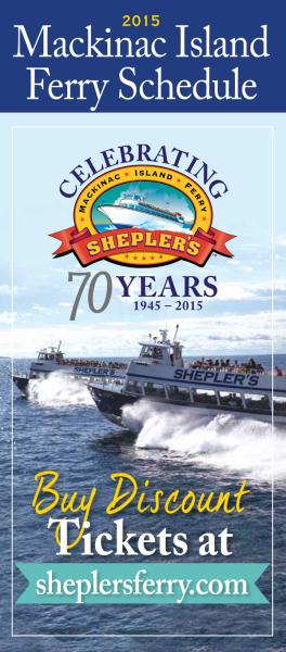 Ferry Brochure