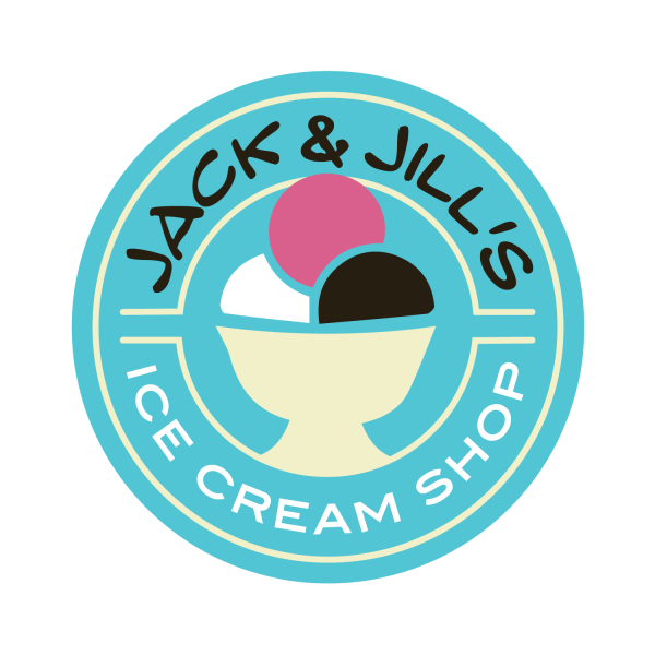 graphic design, portfolio, graphic artist, logo, ice-cream