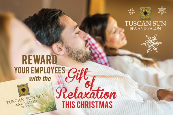 Holiday Gift Card Postcard