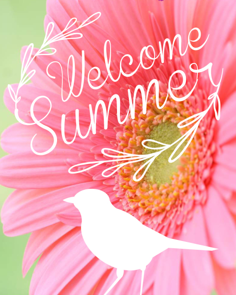 Welcome Summer Printable