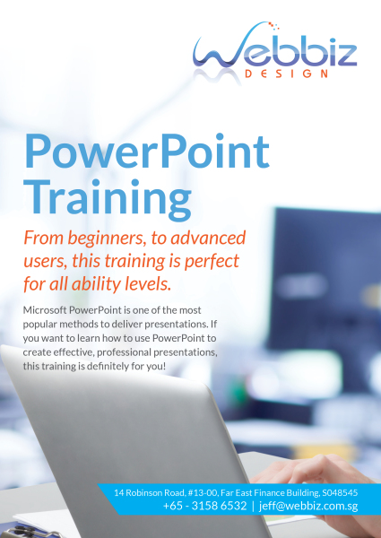 Technical Training Seminar Brochure