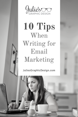10 Tips when Writing for Email Marketing