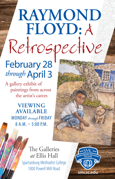 Art Exhibit Poster