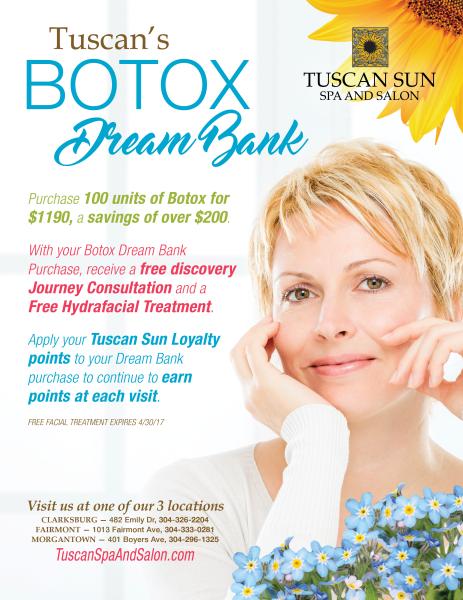 Botox Flyer