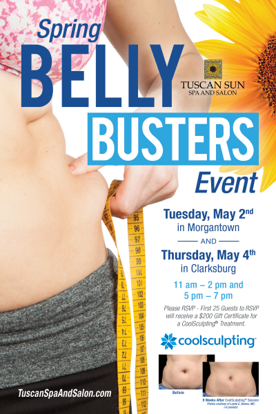 CoolSculpting Event Poster