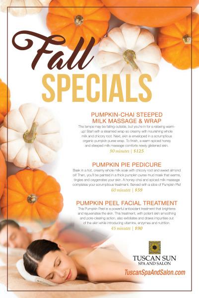 Spa Seasonal Poster