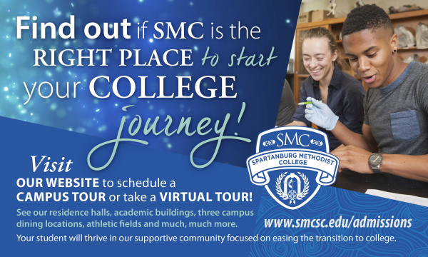 College Tours Ad