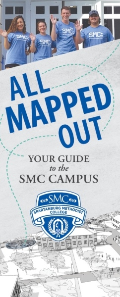 College Map Brochure