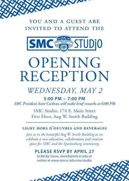 Studio Invite