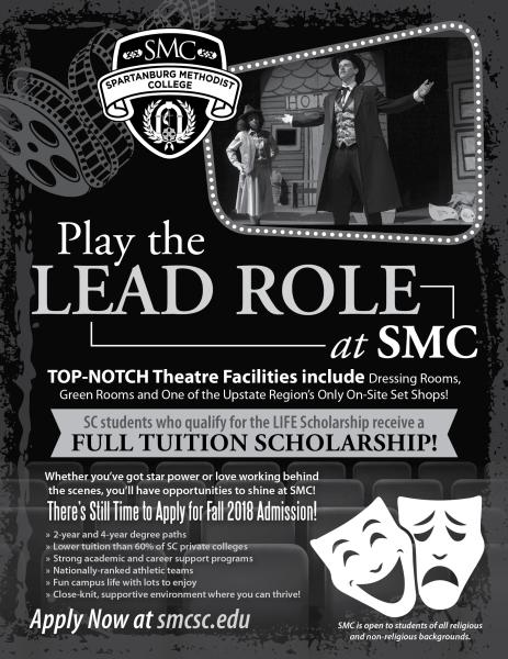 Drama Club Flyer