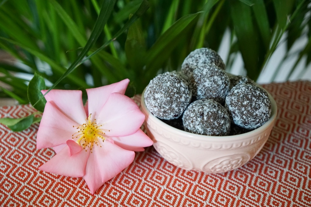 Healthy Protein Energy Balls