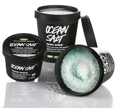 Ocean Salt Facial Scrub