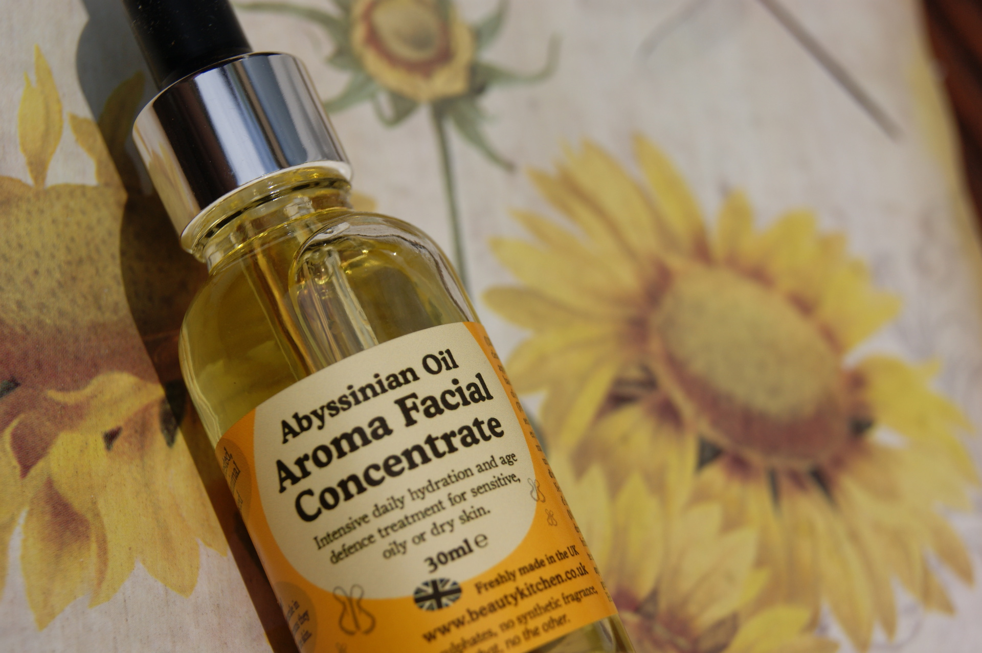 Beauty Kitchen - Abyssinian Oil