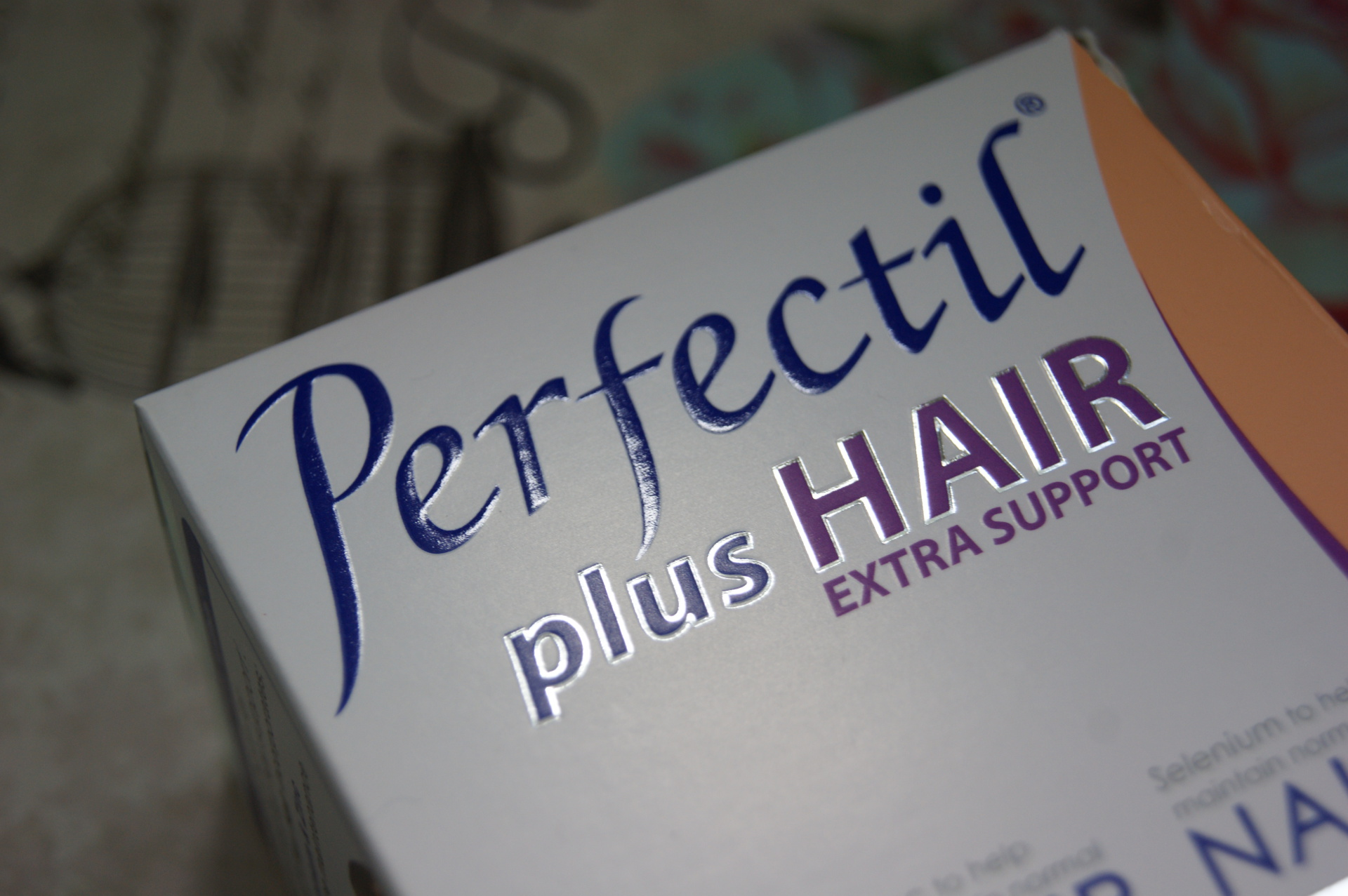 Vitabiotics - Perfectil Plus Hair