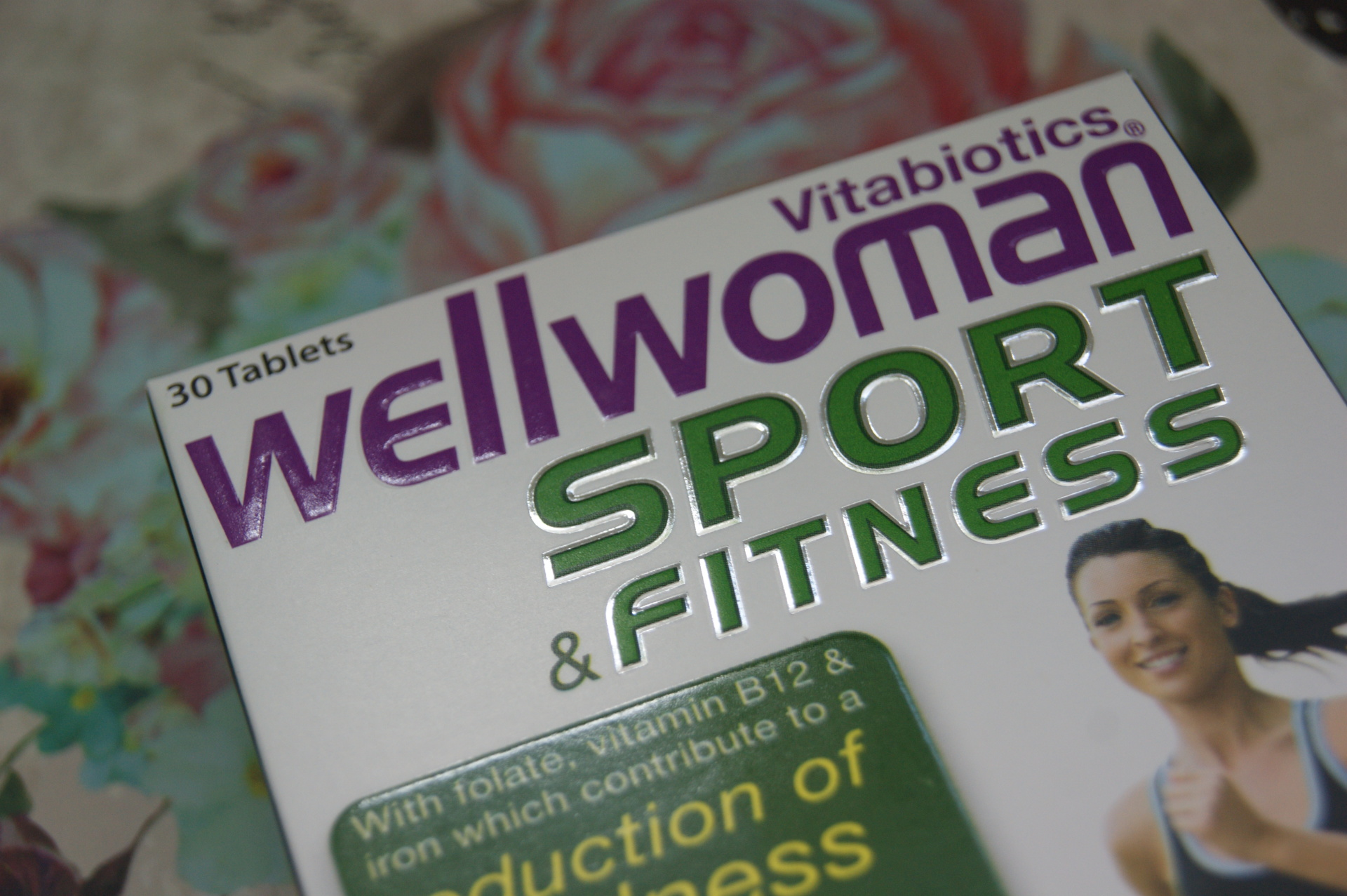 WellWoman - Sports & Fitness Supplements