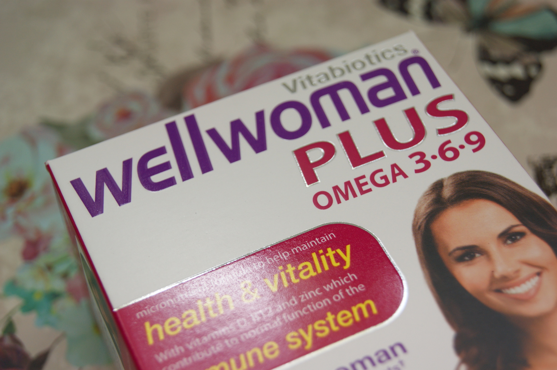 Vitabiotics - Well Woman PLUS Vitamins
