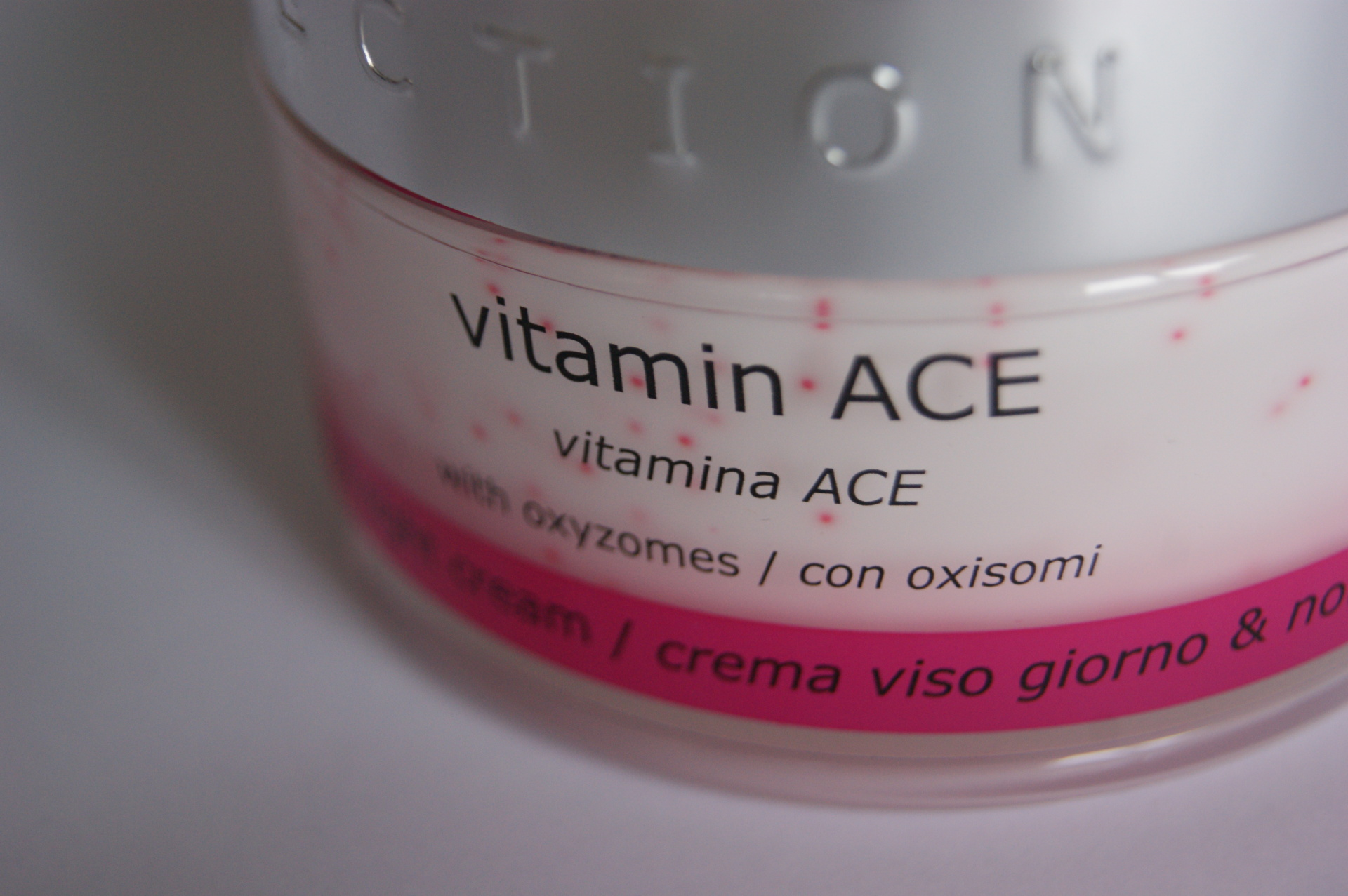 SBC Gels - Vitamin ACE Day & Night Cream