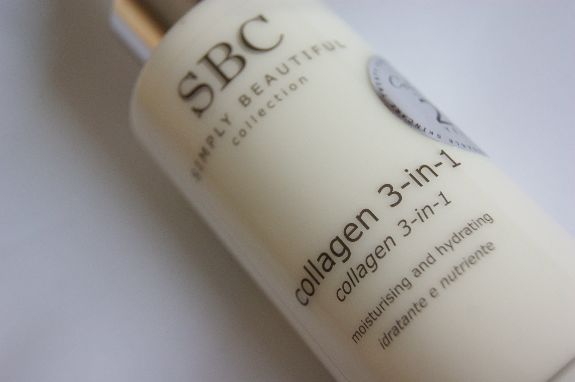 SBC - Collagen 3-in-1 Cleanser
