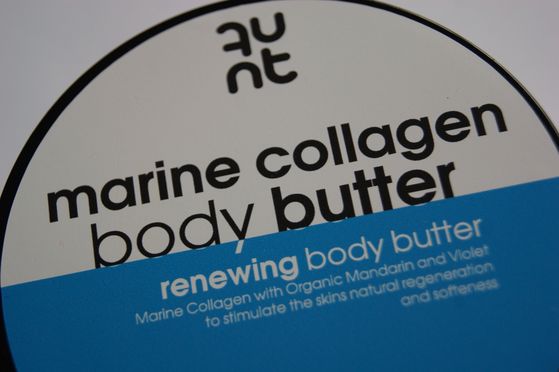 Naturally Thinking - Marine Collagen Body Butter