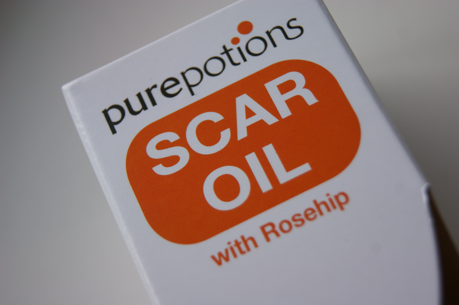 Pure Potions - Scar Oil