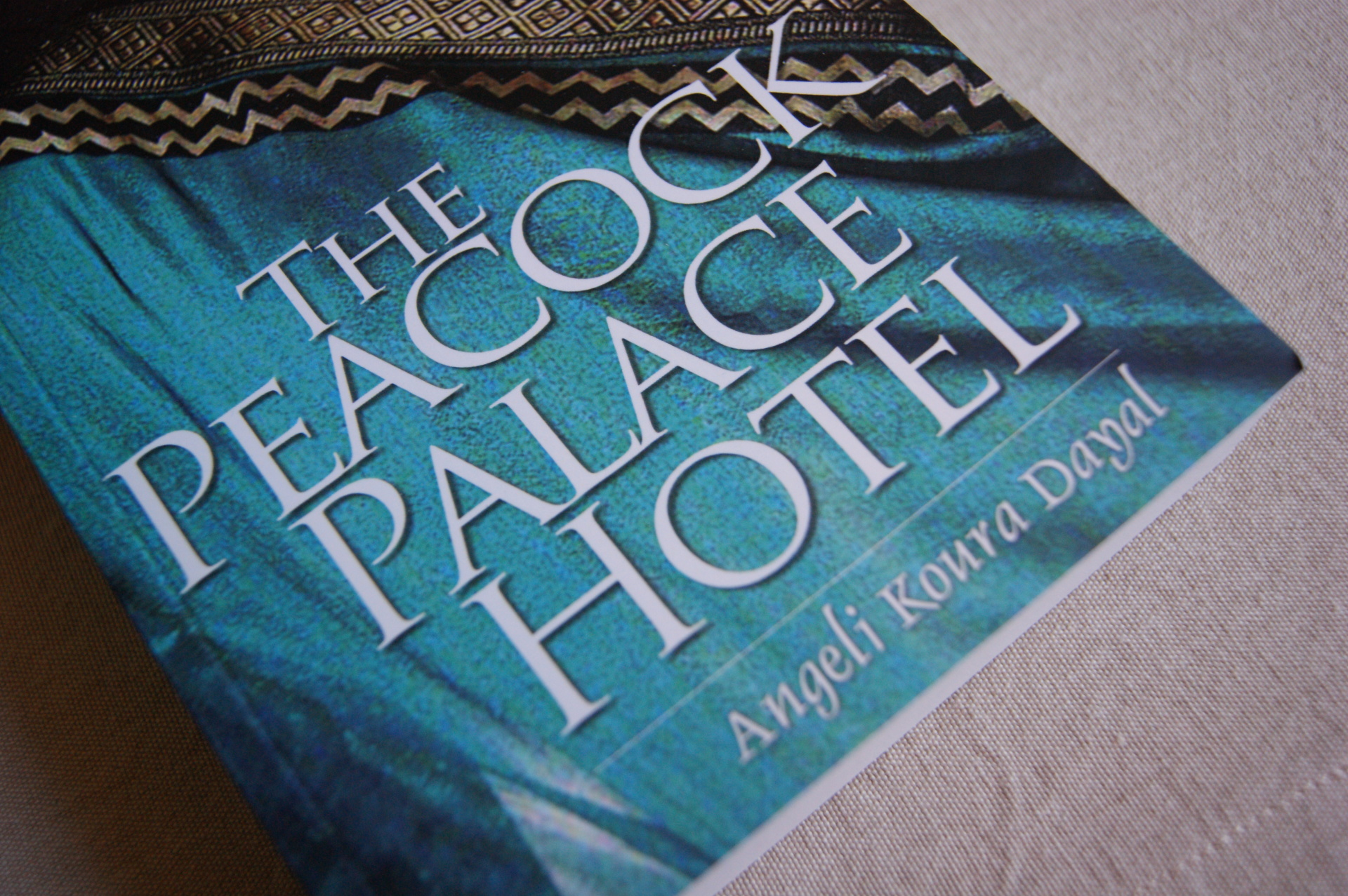 The Peacock Palace Hotel by Angeli Koura Dayal