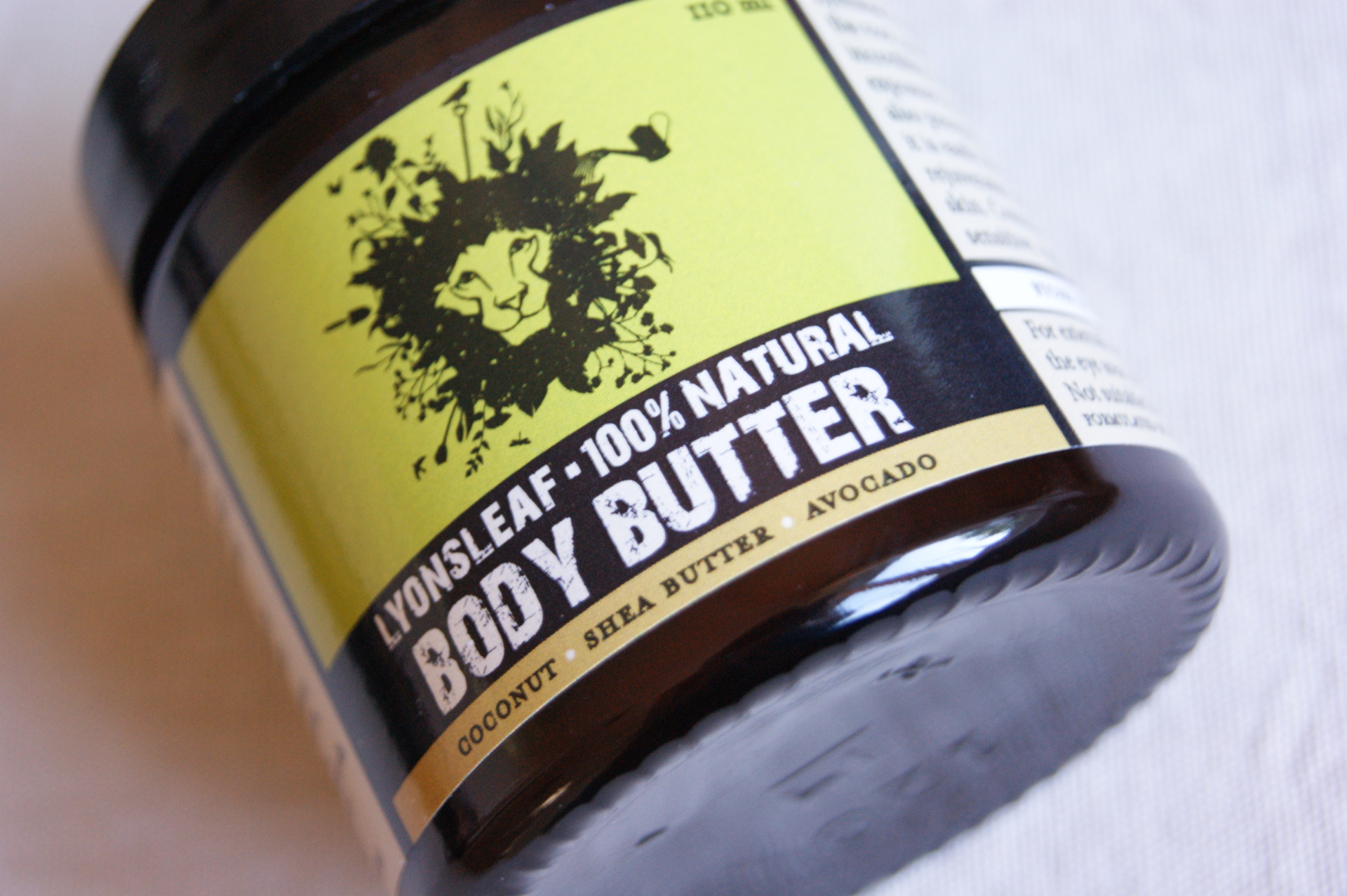 Lyonsleaf - 100% Natural Body Butter