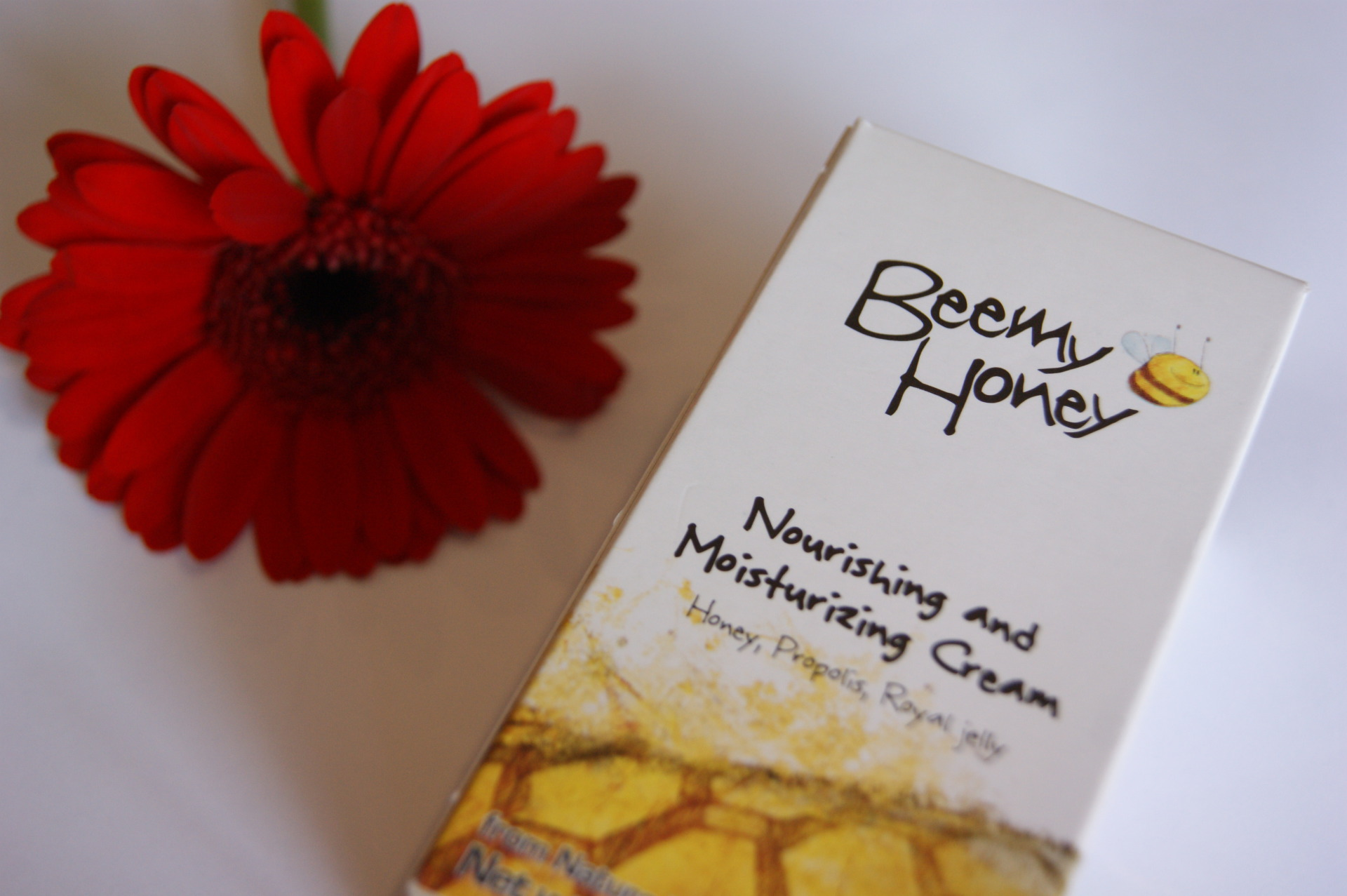 Modica - Bee My Honey - Nourishing & Moisturising Cream