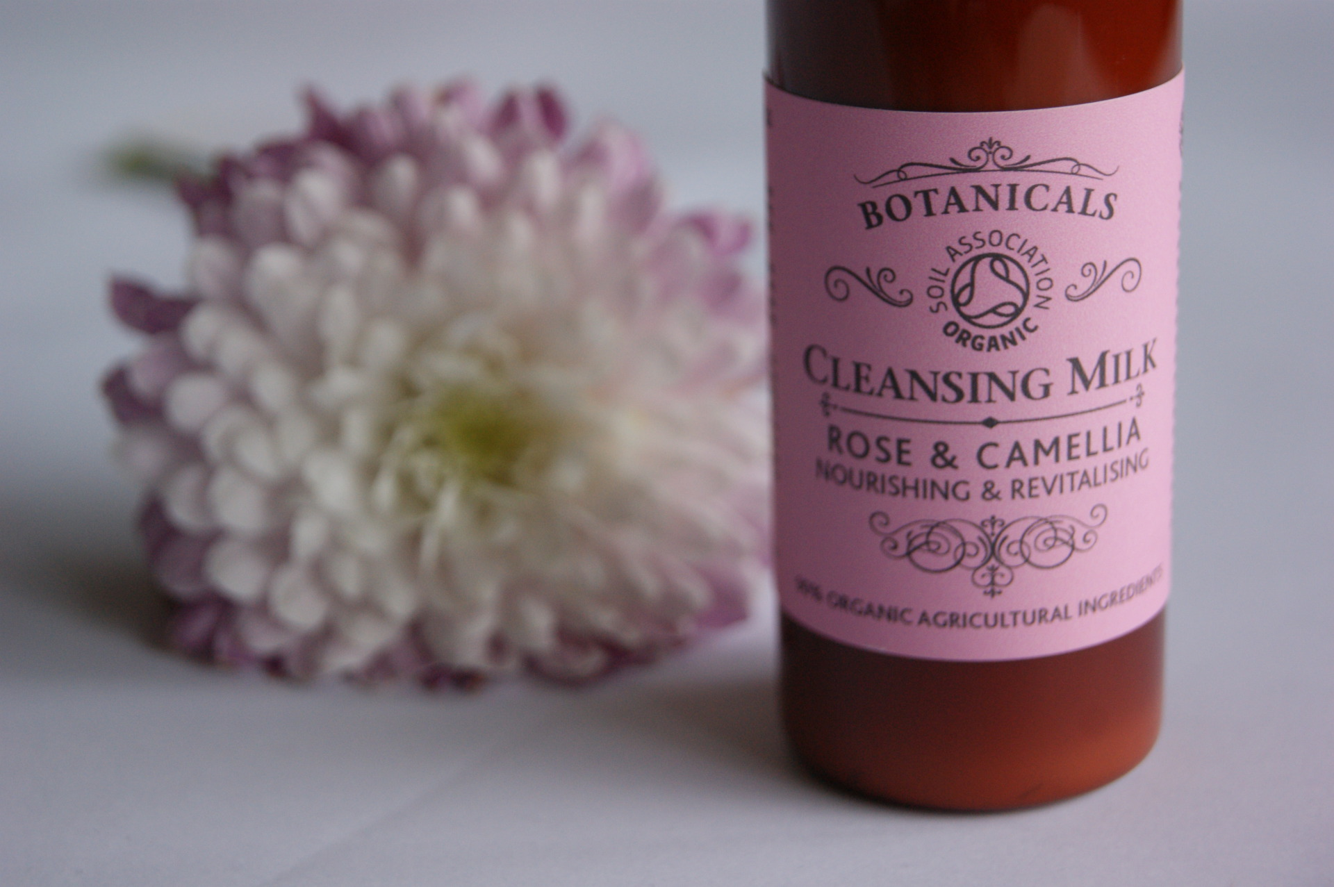 Botanicals - Rose & Camellia Cleansing Milk