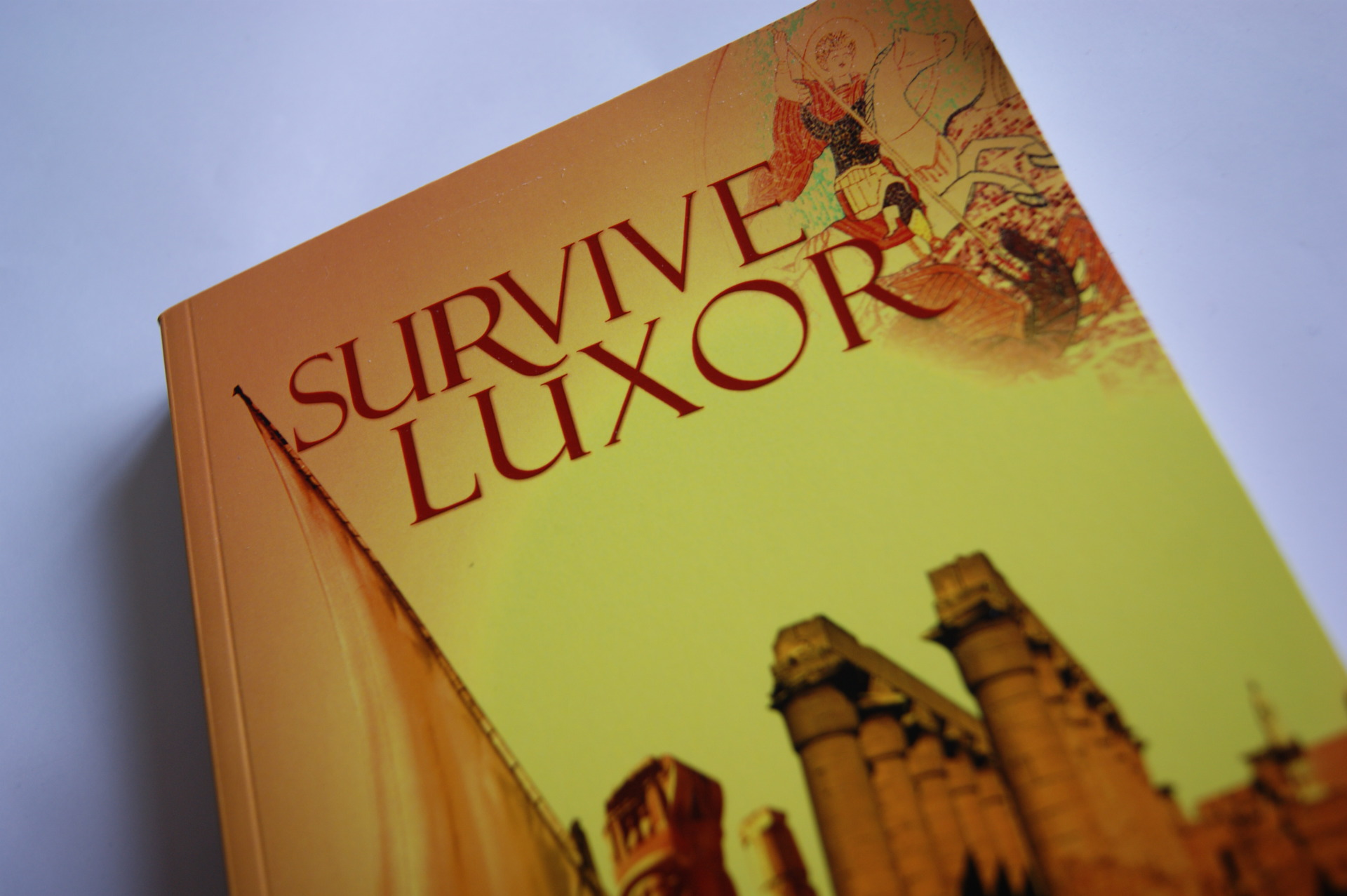 Survive Luxor - Book Review
