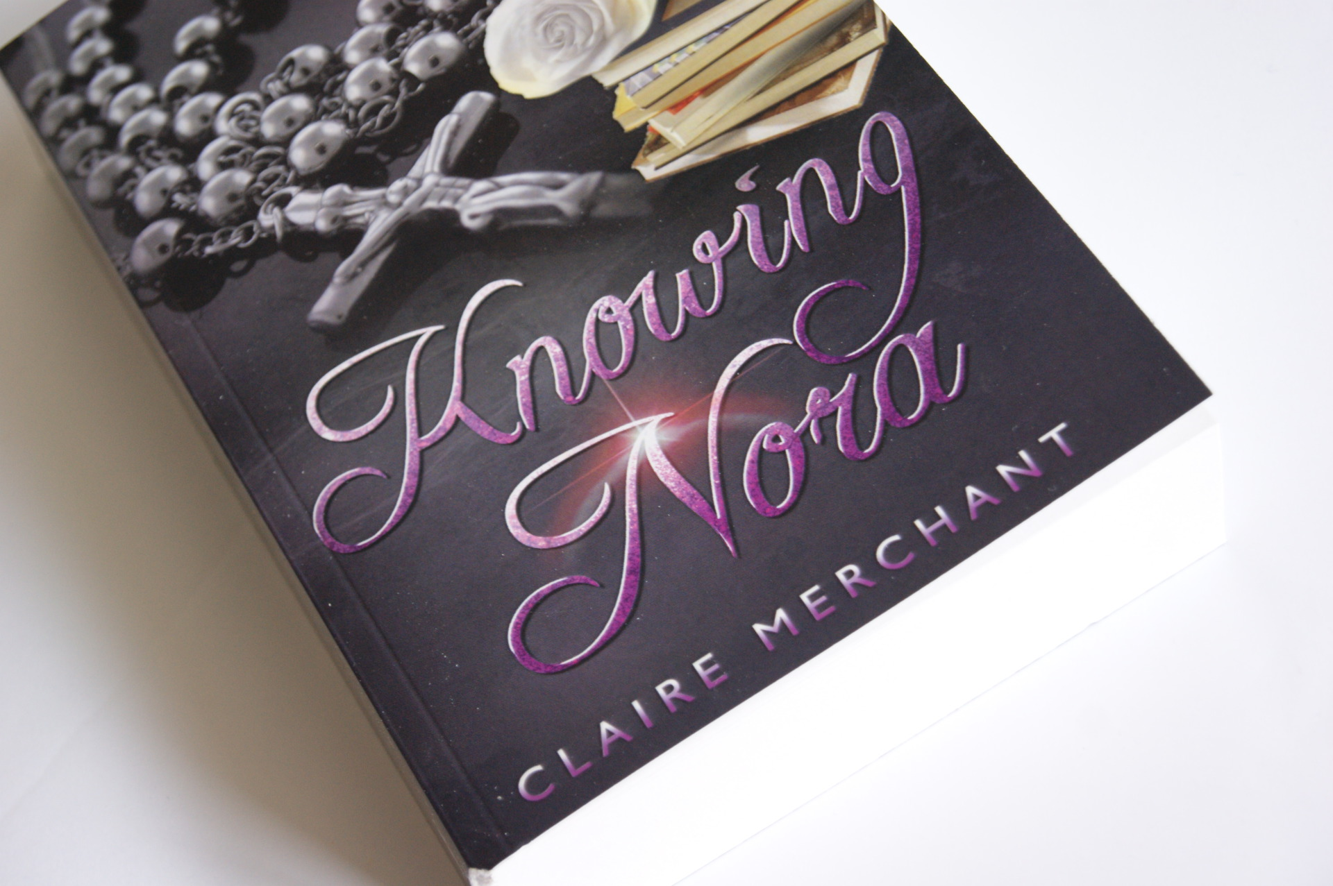 Knowing Nora - Book Review