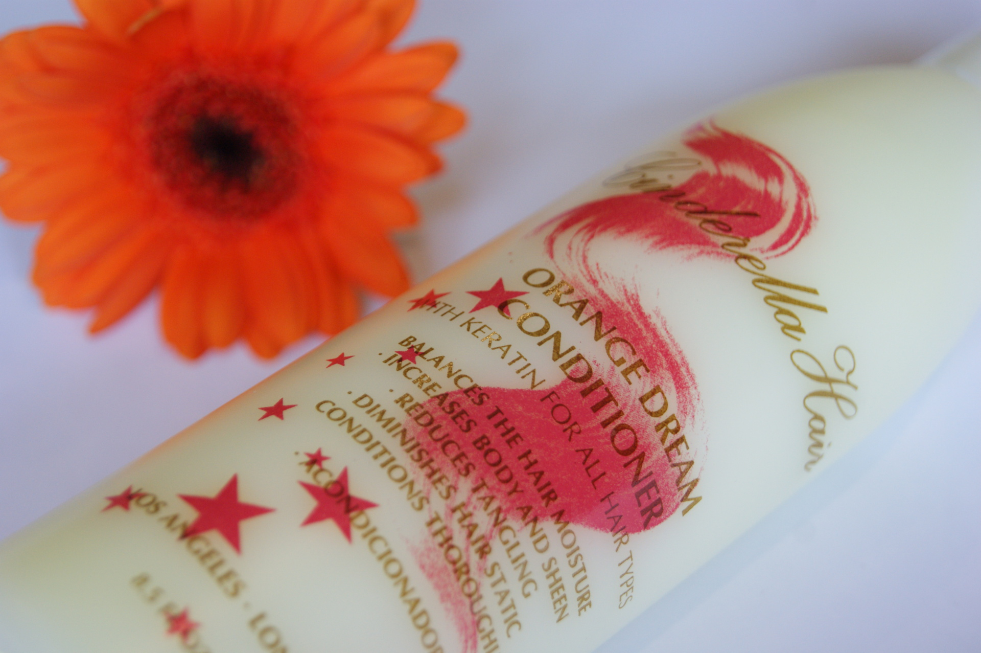 Cinderella Hair - Conditioner review