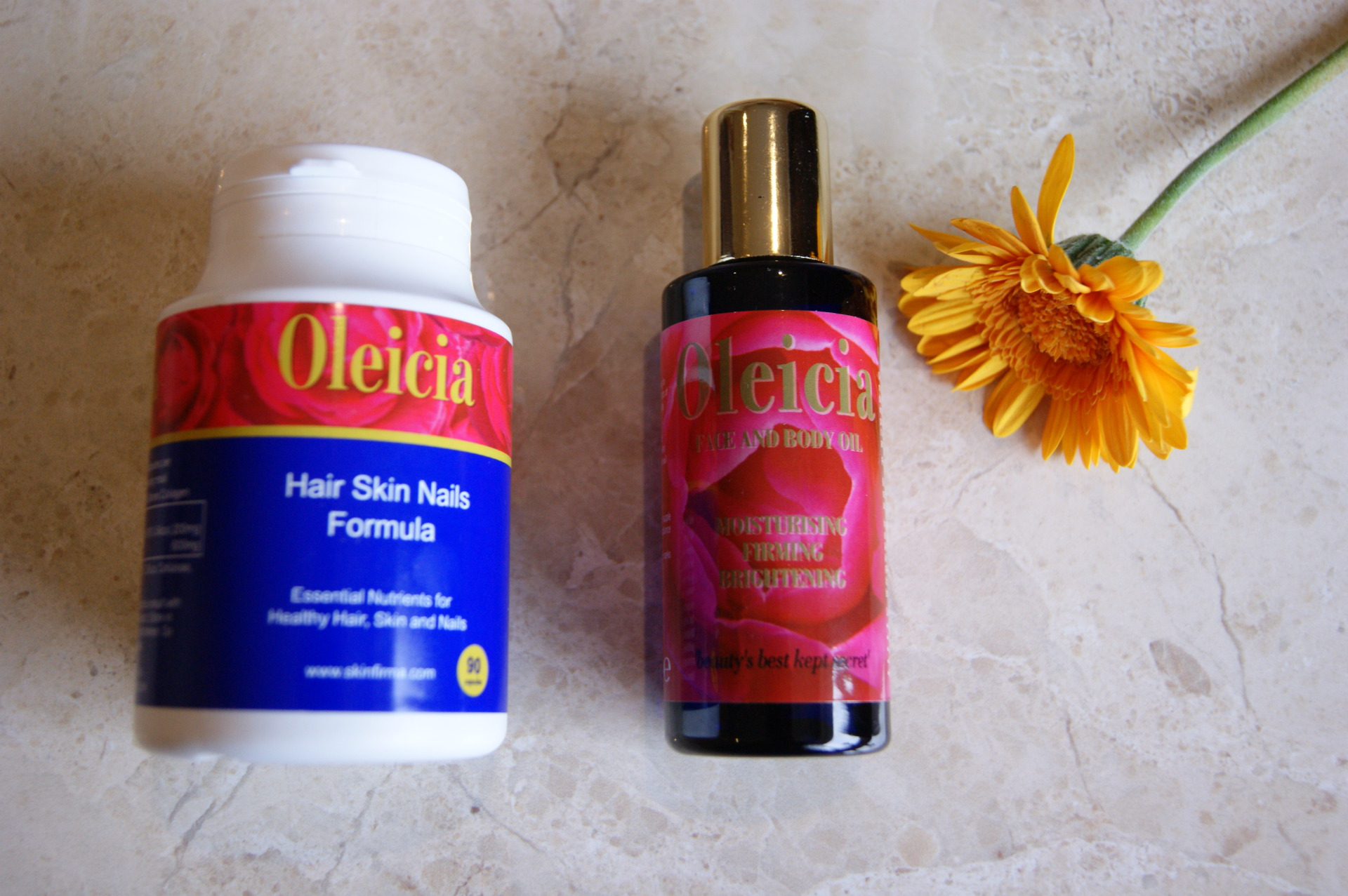 Skin Firma - Oleicia beauty review