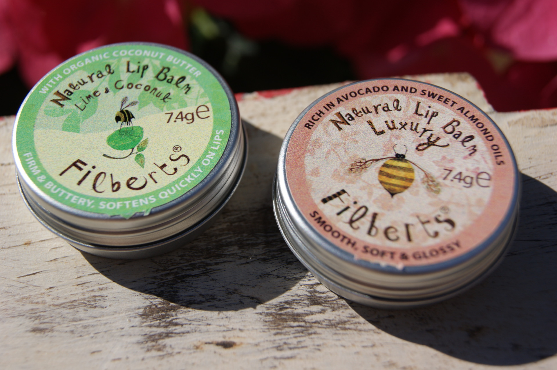 Filberts - Lip Balm Gift Set - Review